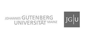 Logo der Johannes Gutenberg-Universität